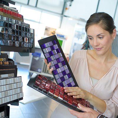 Mosaikfliesen Beratung und Verkauf